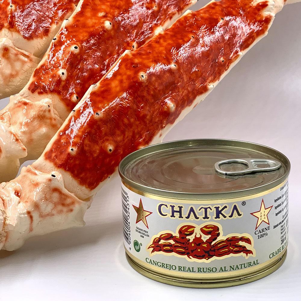 CHATKA 100% Carne 110g - Chatka